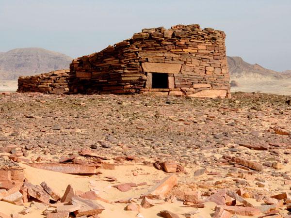 Пустыня набатейская: тайны и письмена