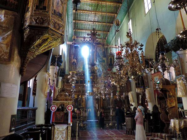 Монастырь Св. Екатерины, г. Сант-Катарин и вечерняя служба