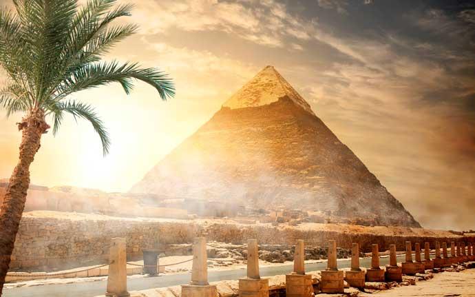 Каир за 1 день на автобусе