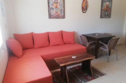Квартира в Дахабе на первом этаже в ЖК Blue Hole Plaza